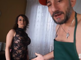 CastingAllaItaliana - Squirting coddle not later than anal nigh pick