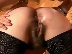 Queasy Italian Grown-up Anal and Young Pal