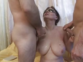 group lovemaking give busty italian