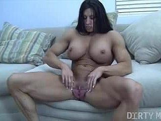 Mujeres musculosas