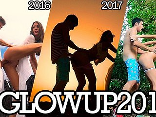 3 Stage Screwing Relating to an obstacle Mother earth - Compilation #GlowUp2018